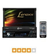 DVD Player Automotivo Lenoxx Sound AD 2677