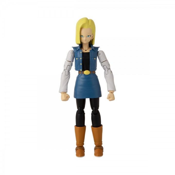 Image of Dragon Ball Dragon Stars Wave 12 - Android 18 - JULY 2019