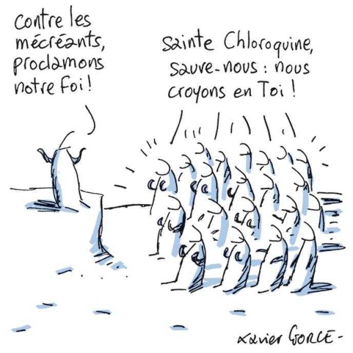 26 mars 2020 par Xavier Gorce.