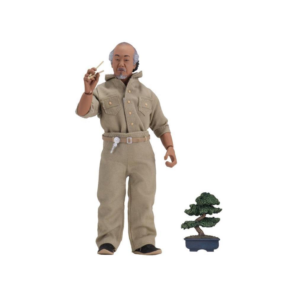 Image of The Karate Kid - Mr. Miyagi - Action Figure