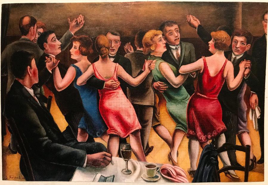 BOOMbal Dancehall –TuesdaySwings @ The Main Street Gallery