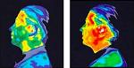 Thermographic Headshot