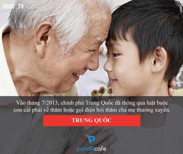 Về thăm cha mẹ hoặc bị phạt - Trung Quốc,luật lệ,những điều thú vị trong cuộc sống,chuyện lạ