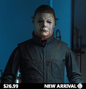 Halloween II Ultimate Michael Myers Figure
