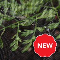 Black Insect Mesh Netting
