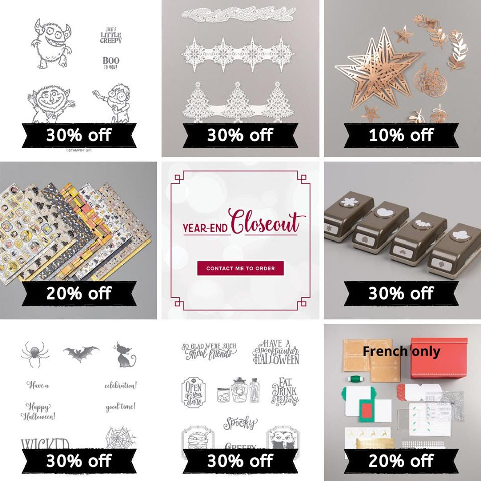 Year-End Closeout Has Discounts