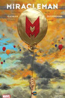 Miracleman by Gaiman & Buckingham #6