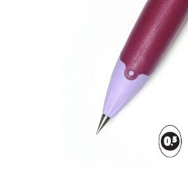 Pergamano outil à embosser RVS fine stylus 0.5mm 10032