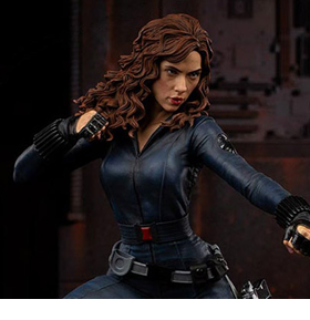Avengers: Infinity Saga Legacy Replica Black Widow 1/4 Scale Limited Edition Statue