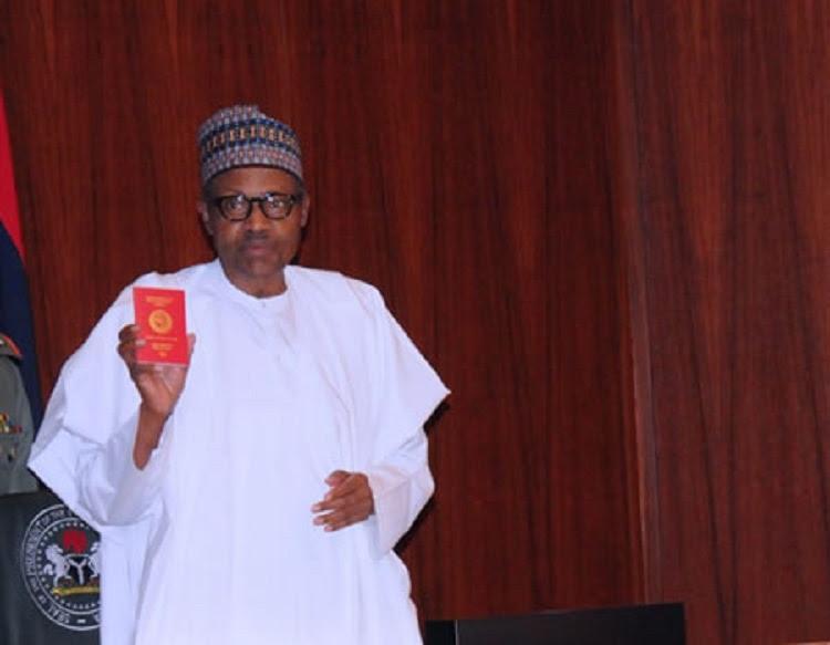 new nigerian international passport and price