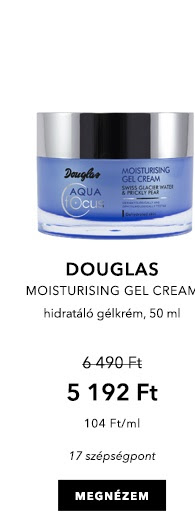 GLAMOUR-napok 2020 - Moisturising Gel Cream