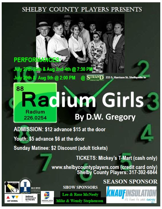 Radium Girls Poster 3