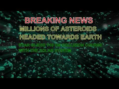 Millions Of Asteroids Headed Towards Earth January 12, 2017  Hqdefault
