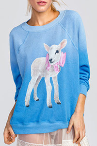 Little Lamb Sommers Sweater