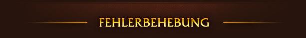 Fehlerbehebung in der Warlords of Draenor-Beta