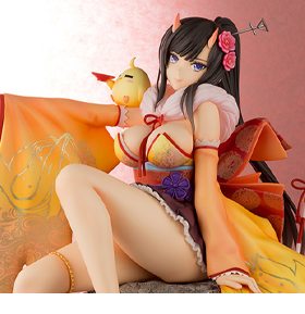Azur Lane Ryuuhou (Firebird's New Year Dance) 1/7 Scale Figure