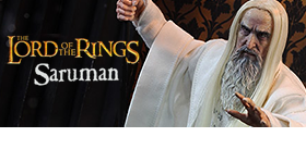 1/6 SCALE SARUMAN THE WHITE