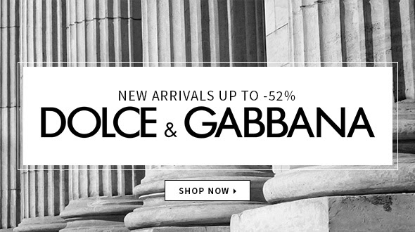 New Arrival Up to 52% OFF Dolce & Gabbana For Men + World Wide Express Delivery (Outside the EU) For $99 at Fashionesta.com