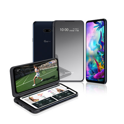 LG G8X ThinQ, LG Dual Screen Available In U.S. Beginning Nov. 1
