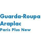 Guarda-Roupa Araplac Paris