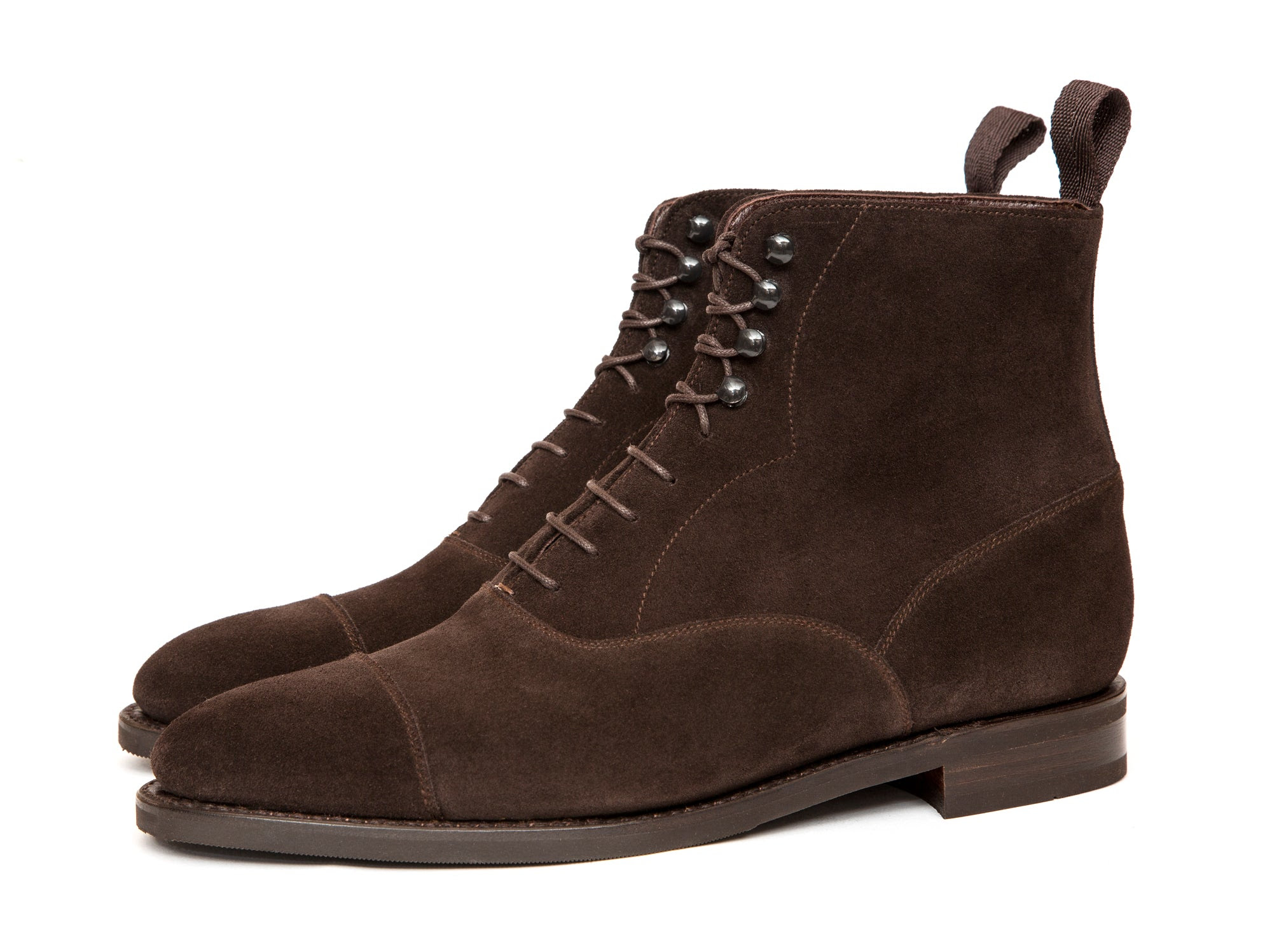Image of Ashworth - Bitter Chocolate Suede GMTO