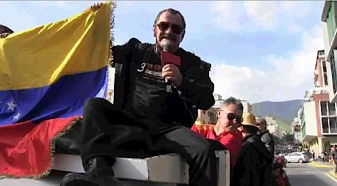 """Carlos Azpúrua """"Hemos perdido a un combatiente y  hemos ganado en su espíritu"""""""