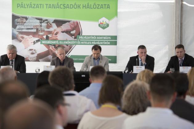 NYUGAT-MAGYARORSZÁGI AGRÁRFÓRUM 2018 – május 25., Pápa