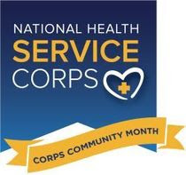Corps Community Month Logo