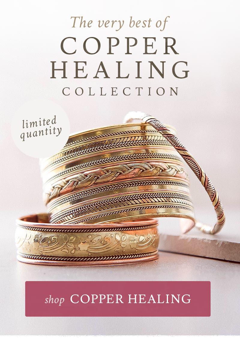 Shop Copper Healing Jewelry