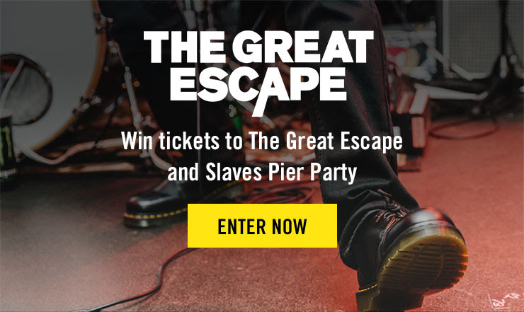 Win tickets to The Great Escape and Slaves Pier Party - Enter Now