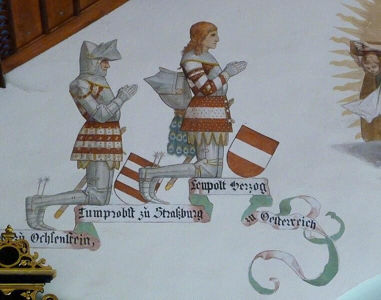File:Kapelle Sempach Leopold.jpg
