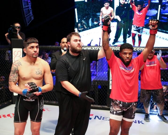 XKO 36 Fight 8 - Marquis Smith vs Humberto Marinez-27