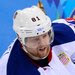 Phil Kessel became the first United States player with an Olympic hat trick in more than a decade.