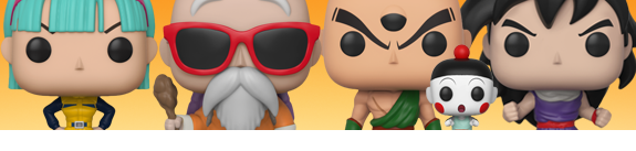 POP! ANIMATION: DRAGON BALL Z & MORE