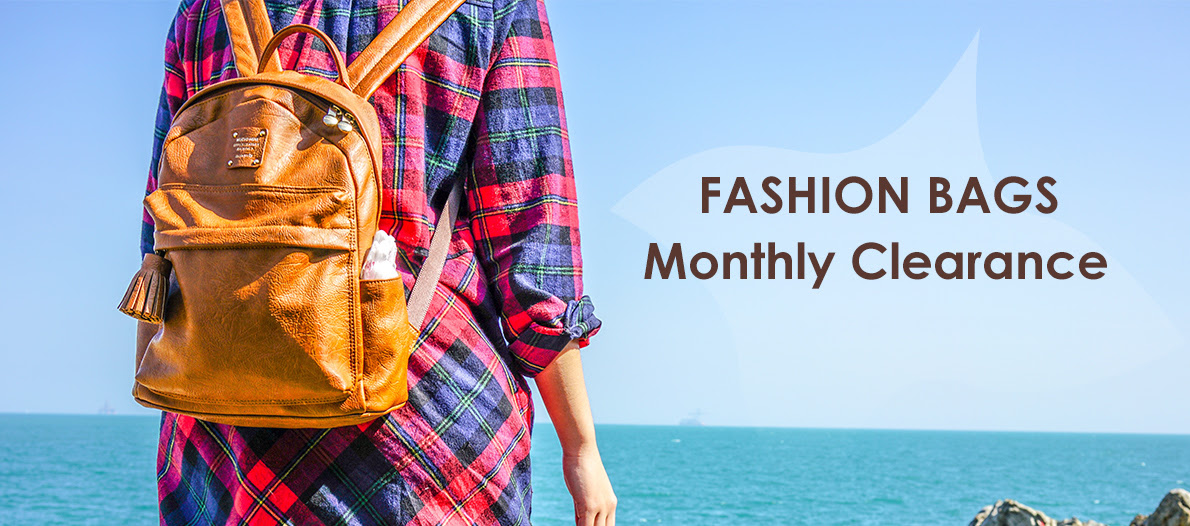 Big Sale: Fashion Bags Monthly...