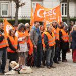 CFDT grève