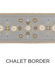 Chalet Border