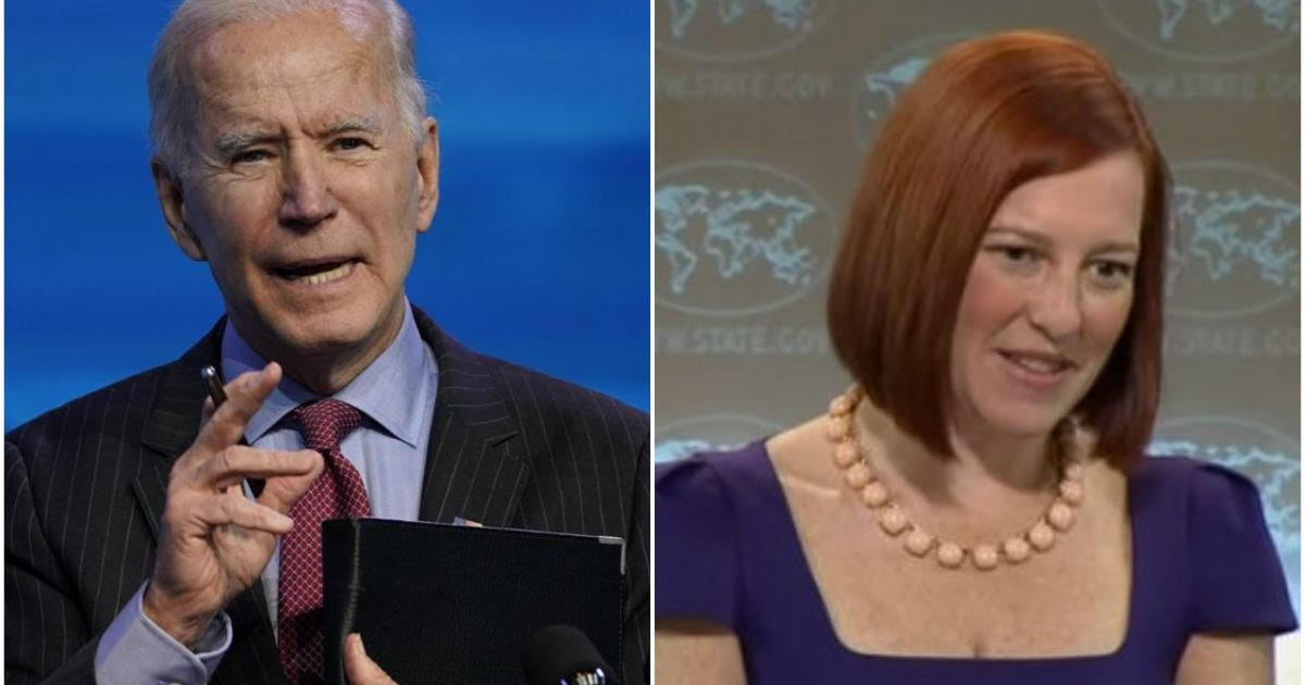 White House Press Secretary: It Was Fine for Biden Family to Ignore COVID Edicts Because They Were 'Celebrating' Pjimage-82-1200x630