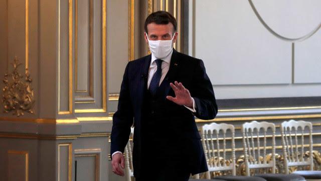 Macron quer 'novo Acordo de Paris' sobre biodiversidade