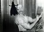 L'artiste prend la mouche !