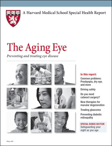Product Page - The Aging Eye