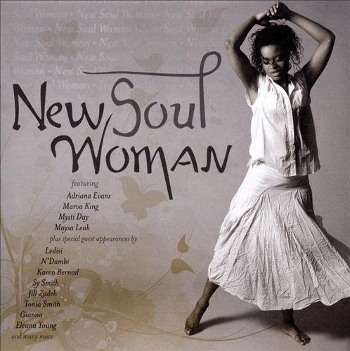V.A. New Soul Woman [2CD] (2009)
