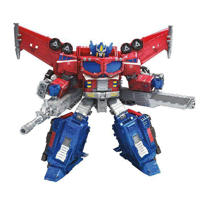 Image of Transformers War for Cybertron: Siege Leader Optimus Prime