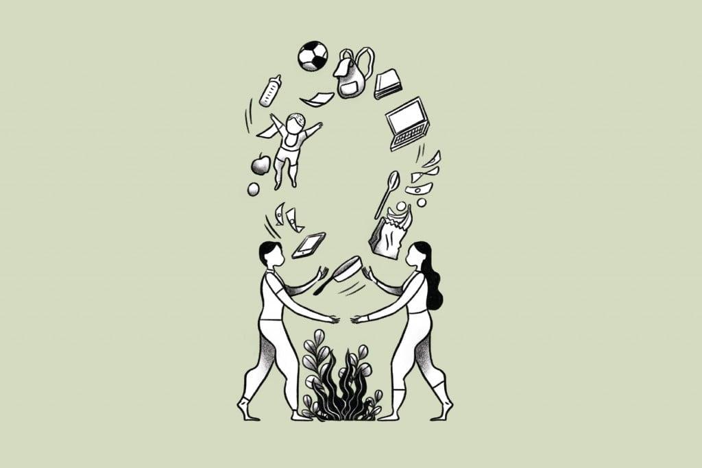 Illustration by: Kelsey Ige