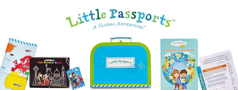 Little Passports: 60% off the.