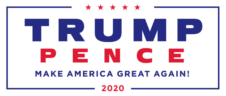 Trump Pence Make America Great Again 2020