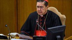 Cardenal Miguel Ángel Ayuso Guixot.