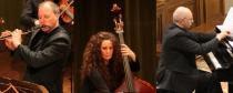 "XX Rassegna musicale ""Città di Padova""-Trio Akedon"