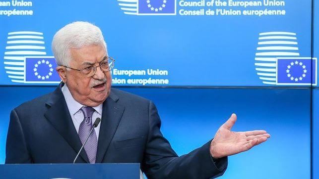 Mahmud Abás pide a la UE que asuma un papel político para la paz en Oriente Medio