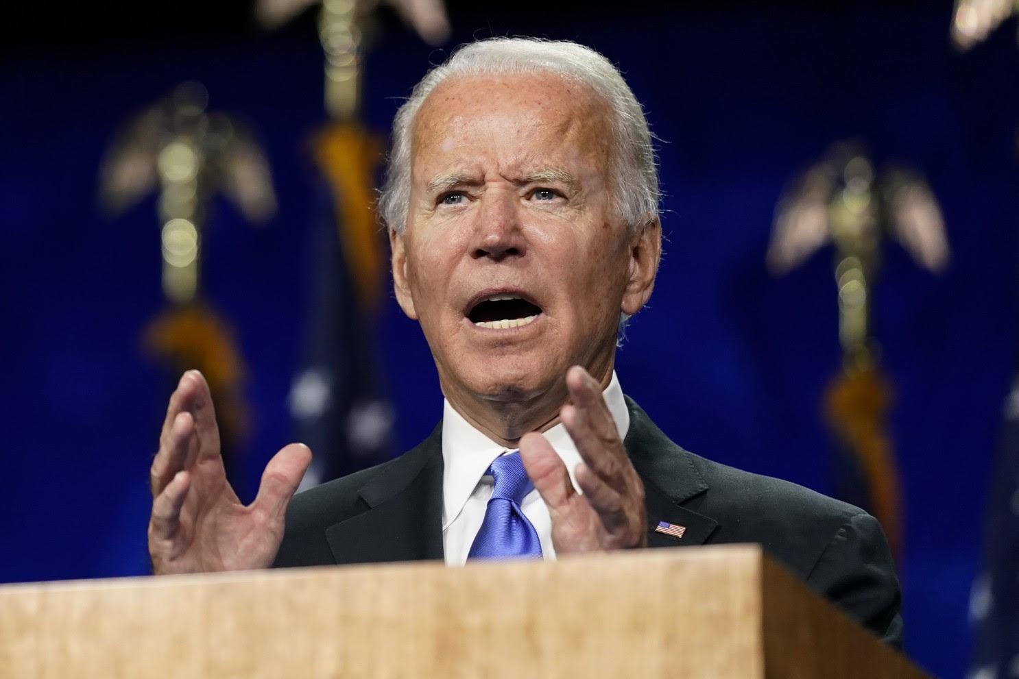 Biden looking sad
